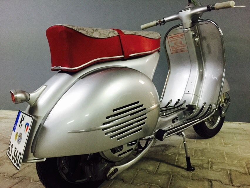 vespa gs 3 150 oldtimer 1960 in in m nchen ebay. Black Bedroom Furniture Sets. Home Design Ideas