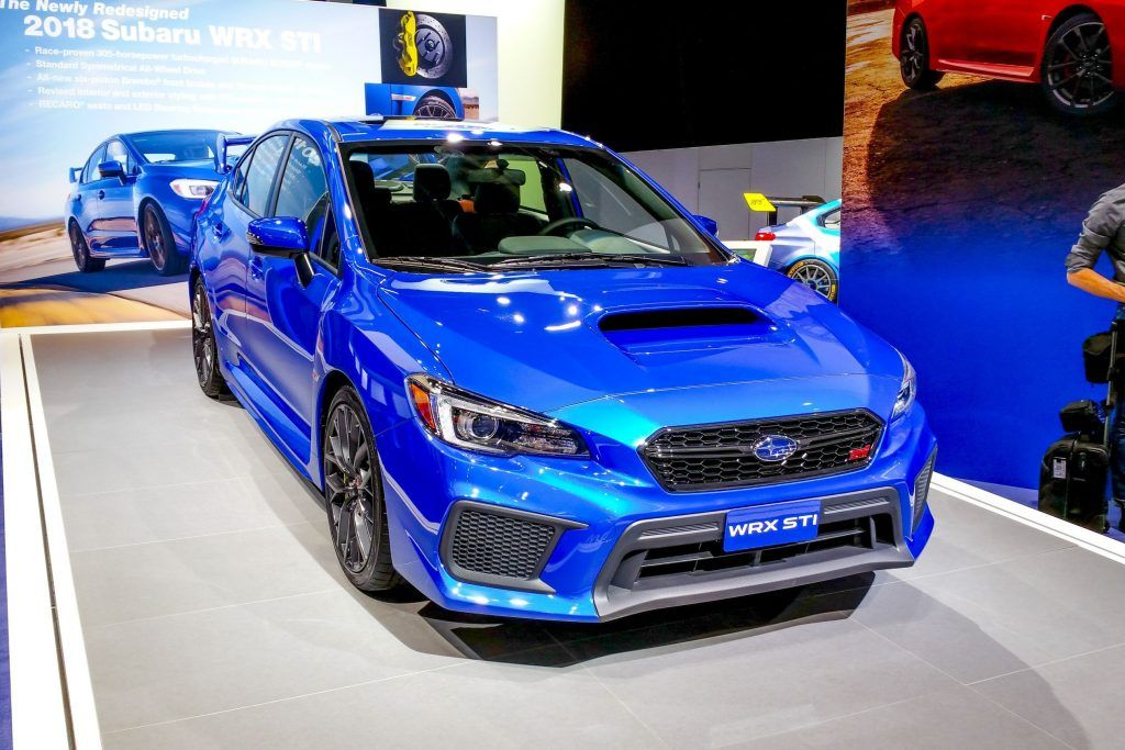 Wrx Sti 0 60 >> 30 Great 2019 Subaru Wrx Sti 0 60 For Spy Shoot Cars