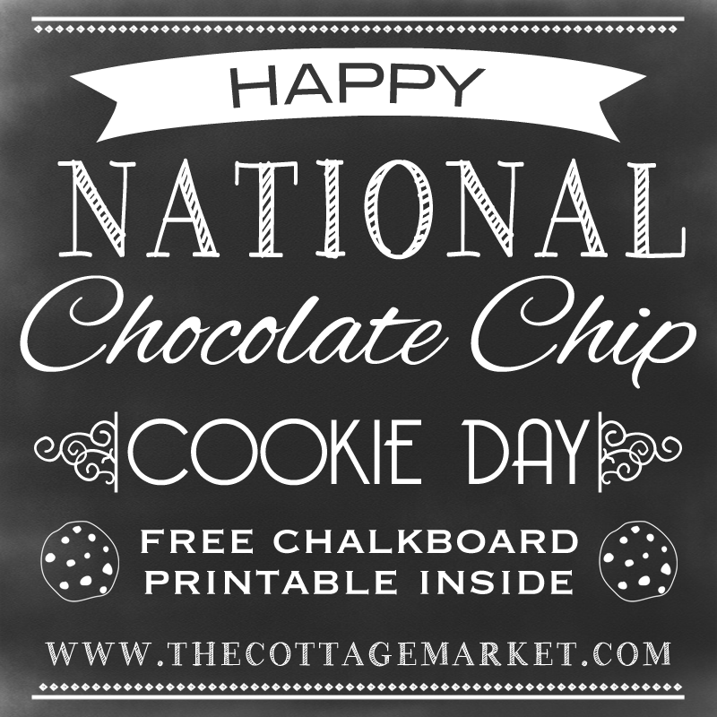 30+ National Cookie Day Clipart