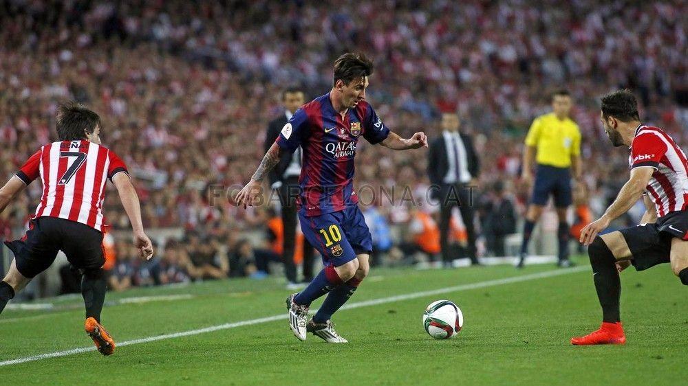 El 2015 de Leo Messi, en imatges | FC Barcelona
