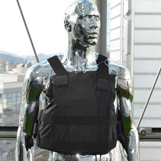 Swiss Design Bullet Proof Vest With Built In Air