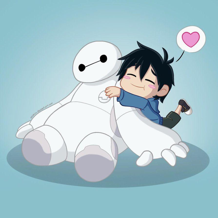 Adorable Little Baymax I Know Your Gonna Repin This I Know You - Baymax imagined famous disney characters