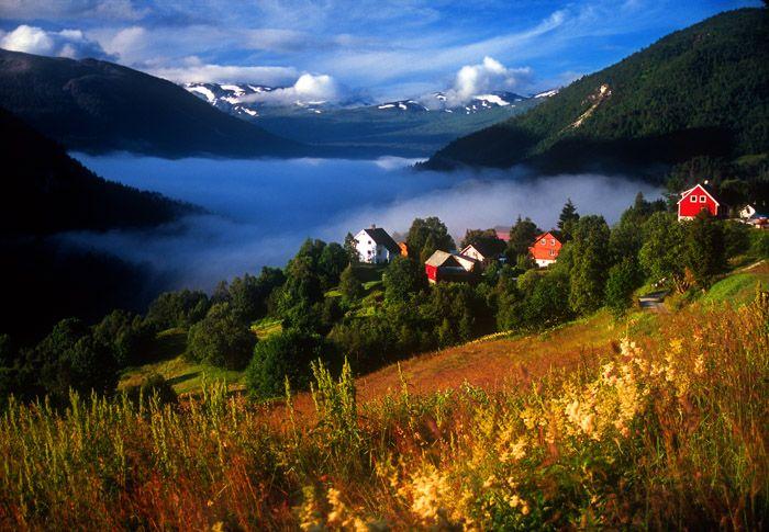 Stalheim Village, Norway