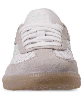 69b7d511c adidas Women's Originals Samba Og Casual Sneakers from Finish Line - White 7