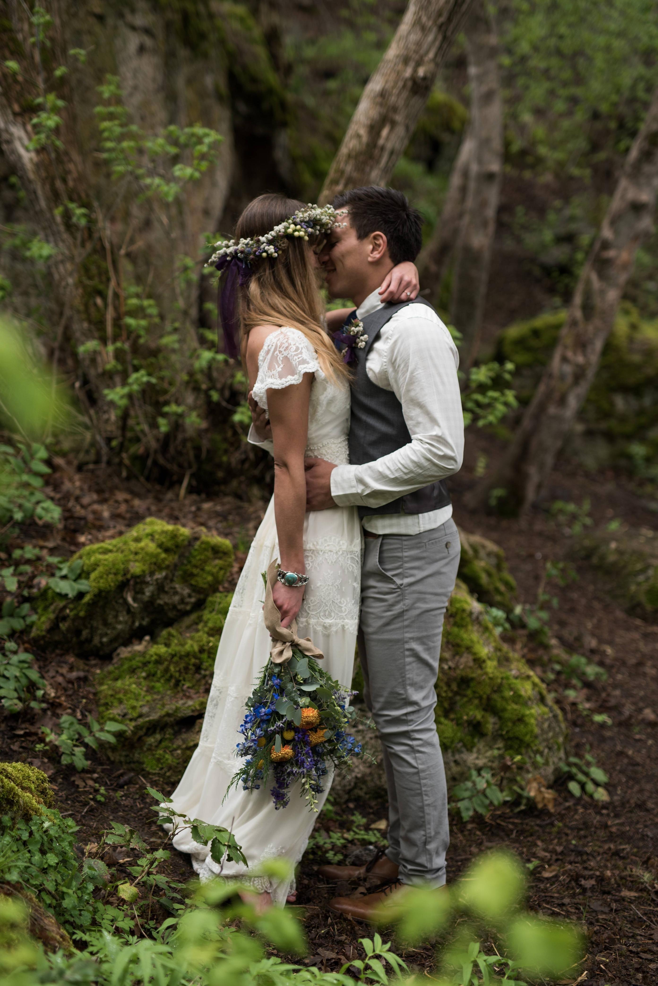 Woodland Wedding Photography: Elisha Braithwaite Photography In 2019