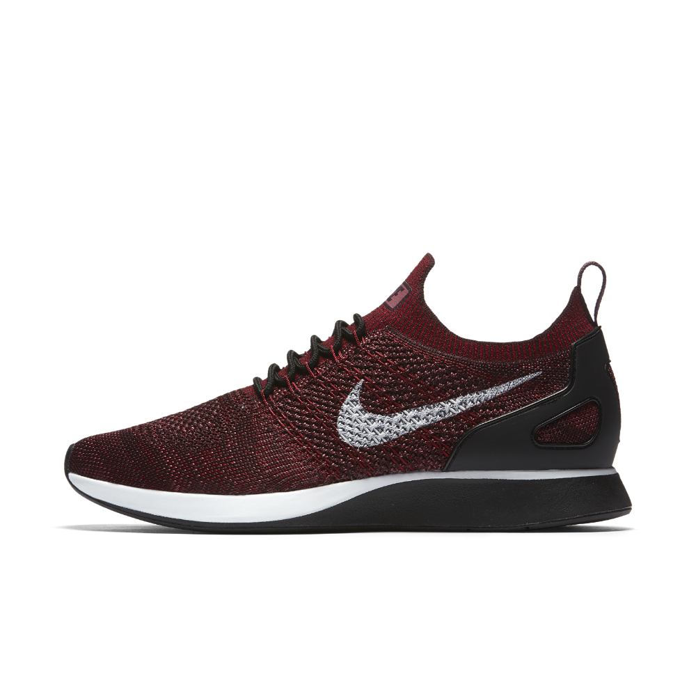 Nike Air Zoom Mariah Flyknit Racer Men S Shoe Size 12 5 Red Mens Nike Shoes Nike Shoes Air Max