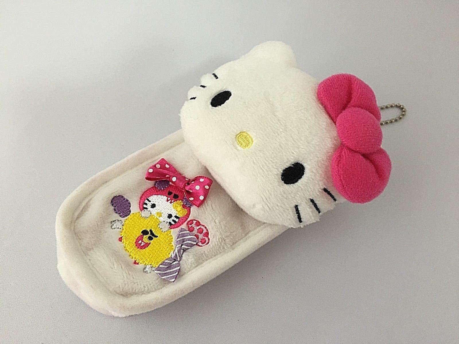 Hello Kitty Plush Case Pouch Face Mascot Strap Sanrio Japan  https://t.co/YOq0W9a7EE https://t.co/mMnqhwMY2K