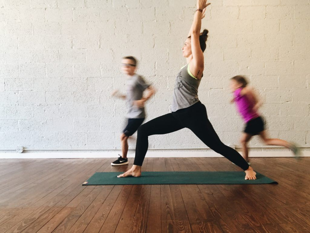 How to Fit Yoga (or any workout) into Your Busy Schedule