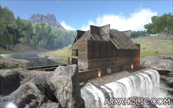 Ark How Do I Build Walls On A Raft