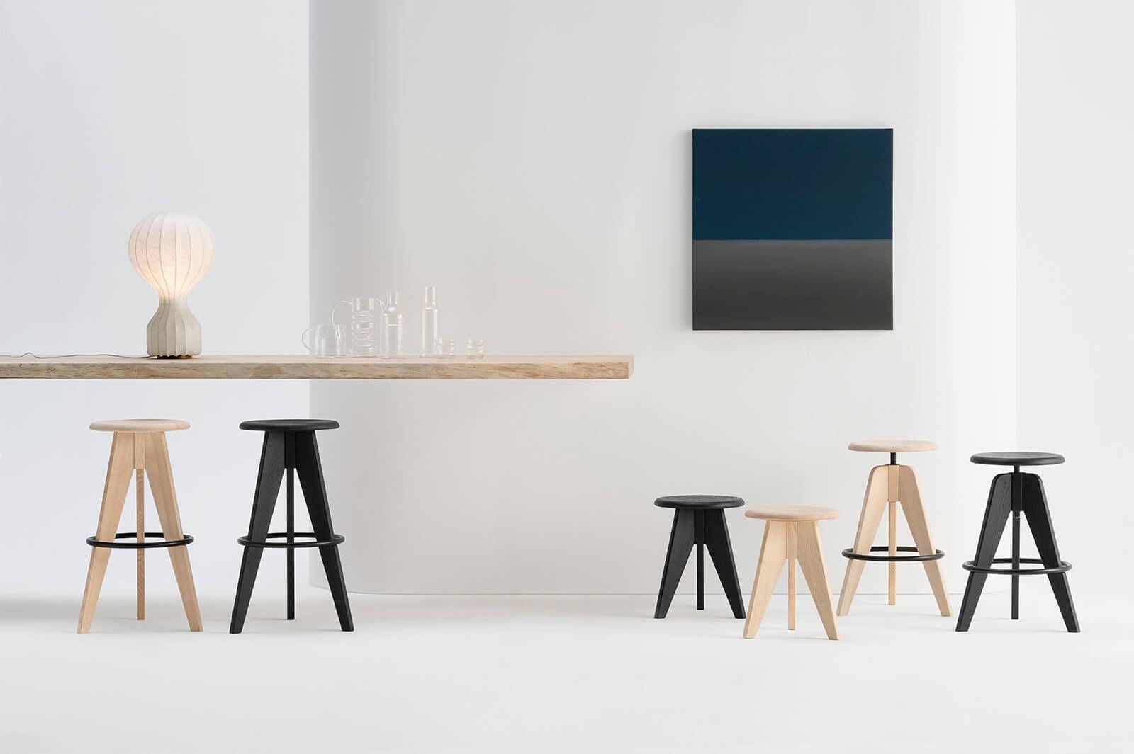 Sipa sedie tommy sgabello product design wood stool wood