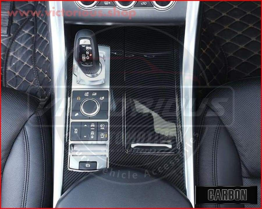 Carbon Fiber Style For Land Rover Range Rover Sport RR