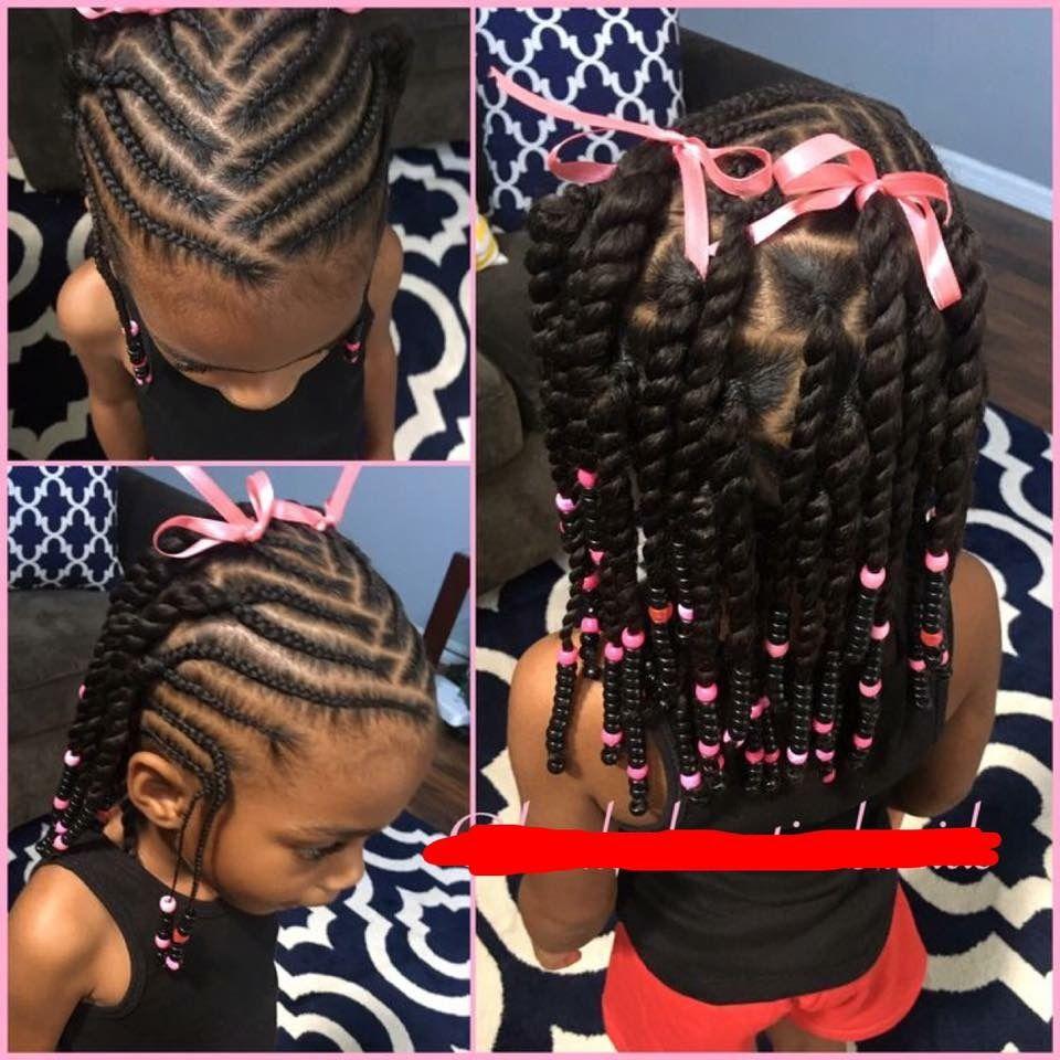 Braid Girl Hairstyle: Kids Braided Styles In 2019