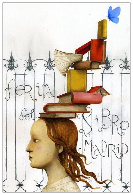 Acompañando el #deLibro de @Lara Romero y @Tamara Orozco. Madrid book fair. Este seguro que os gusta ;))