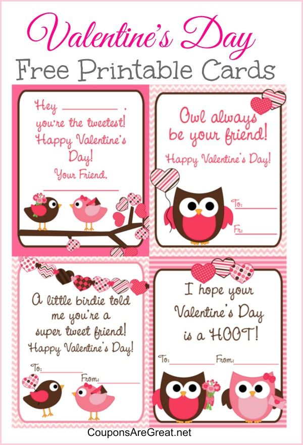 10 Ideas Perfect for a Valentine\'s Day Class Party | Free printable ...