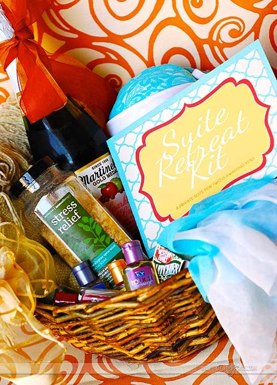 Sexy gift baskets for valentines day
