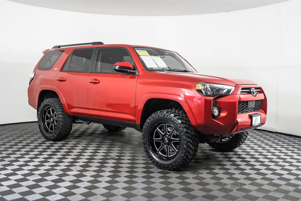 Used Lifted 2020 Toyota 4runner Sr5 4x4 With 11 398 Miles At Northwest Motorsport In Puyallup Wa Priced Toyota 4runner Toyota 4runner Sr5 Toyota 4runner Trd