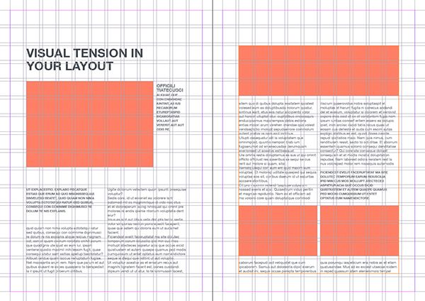 Free Editorial Layouts [InDesign] on Behance | Grid Design ...