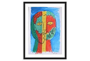 "Pablo Picasso, 'Untitled"", 1937"