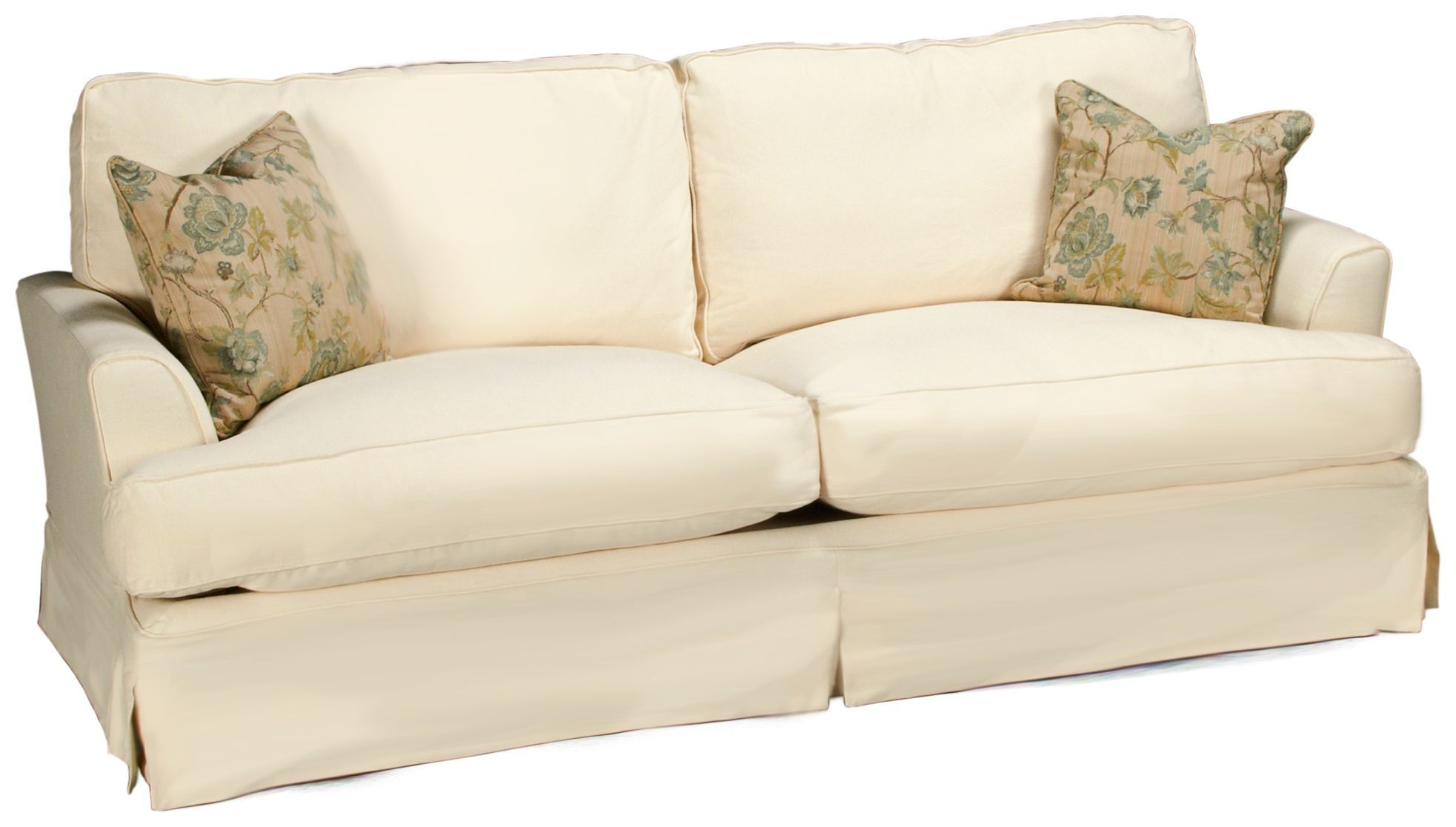 Synergy Montague Sofa with Slipcover Sofas for Sale