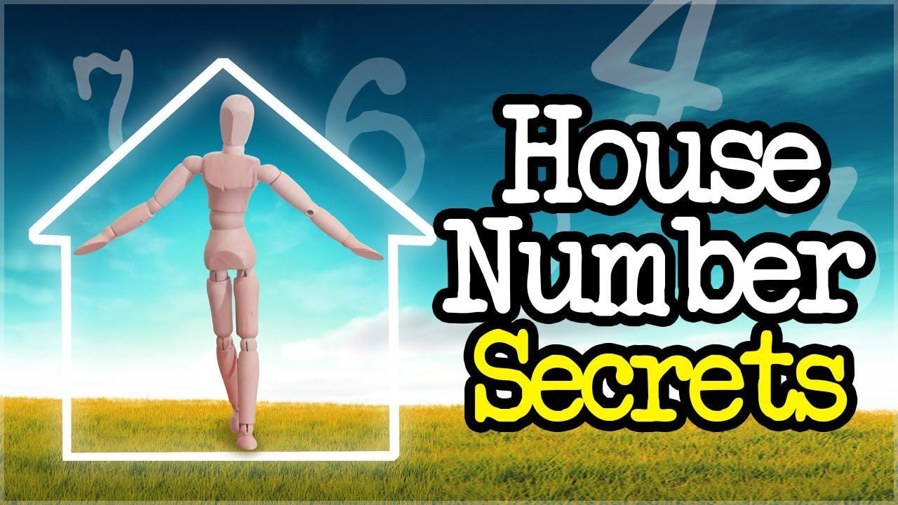 Numerology Of House Numbers  What Does Your House Number