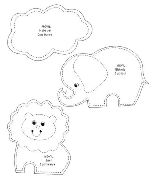 Selber Naehen Vorlagen: Kreative Bastelideen Für Ein