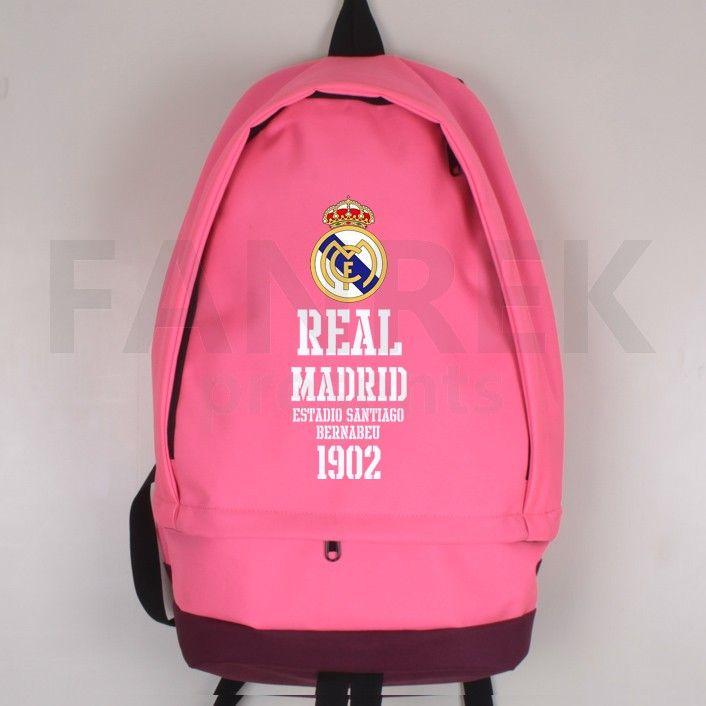 Real Madrid1902 Travel Shoulder Bags Backpack | Bags, Travel