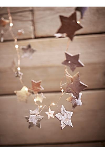 NEW Starry Birch & Copper Light String