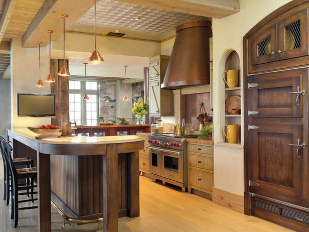 New Rustic Kitchen Remodeling Ideas