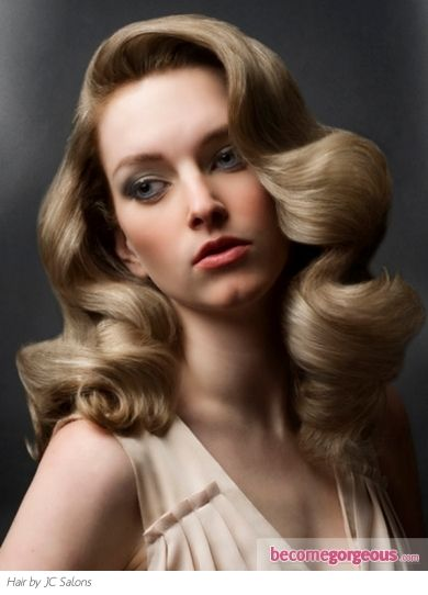 old fashion hair style vintage curls hair style hair curl 9586 | 70c90e66cd224984c715d95b54744b7c