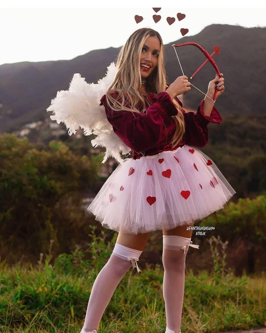 "Ateliê de fantasias on Instagram: ""Do you want to fall in love? � Coleção Angels #cupidlove #cupido #cupidcostume #Halloween #halloween2019 #fantasiadecupido…"""