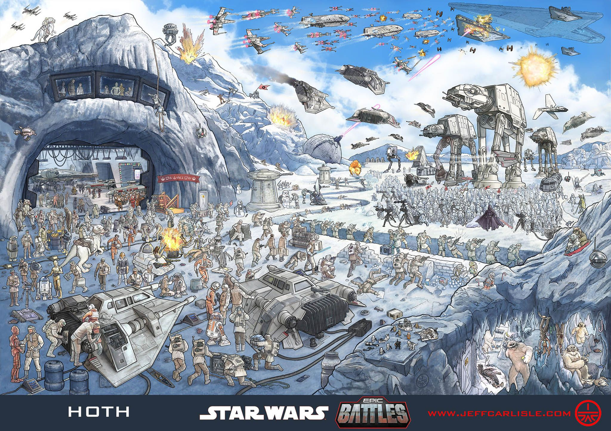 Toys r us star wars epic battles hoth star wars art pinterest toys r us star wars epic battles hoth gumiabroncs Image collections