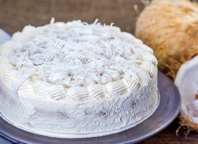 Медовый торт с маскарпоне рецепт с фото
