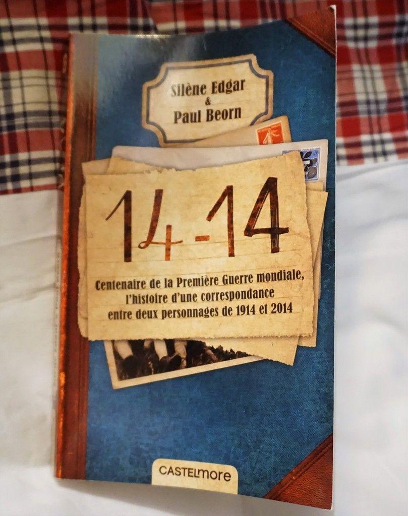 14 14 Silene Edgar Et Paul Beorn Une Ribambelle D Histoires Premiere Guerre Mondiale 4eme De Couverture Premiers Sons