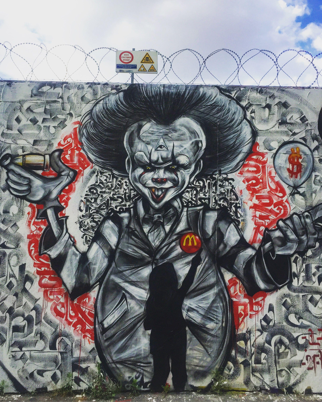 Revolution By @Lasktwecrew #Lasktwecrew #Lasktwe @2Flui #2Flui #Calligraphy #Antisystem
