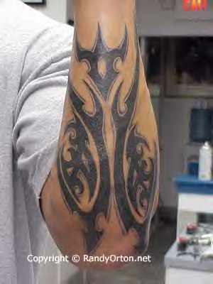 Tattoos By Randy : tattoos, randy, Share, Images,, Photos, Pictures, Servimg.com, Randy, Orton, Tattoo,, Orton,, Tattoos