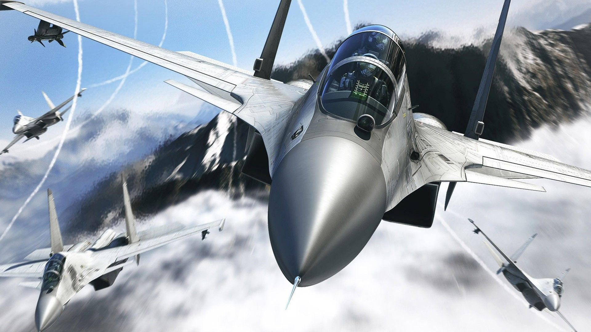 Su30 Mk Fighter Jets Aircraft Fighter Good aircrafts military hd wallpaper