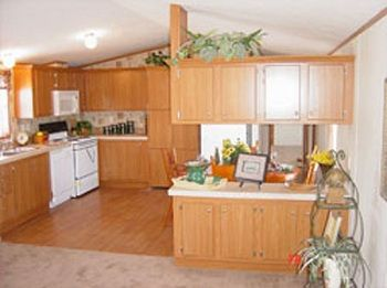 Single Wide Mobile Home Kitchen Makeovers Another Great