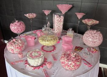 Pink Candy Buffet Inn On The Lake