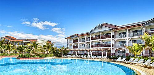 Memories Paraiso Beach Resort Cayo Santa Maria Cuba Détendez Vous Sur Une Superbe Plage De Sable Attisée Par La Clarté Des Eaux Turquoise Le Temps D Un