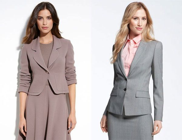 what should a woman wear to an interview