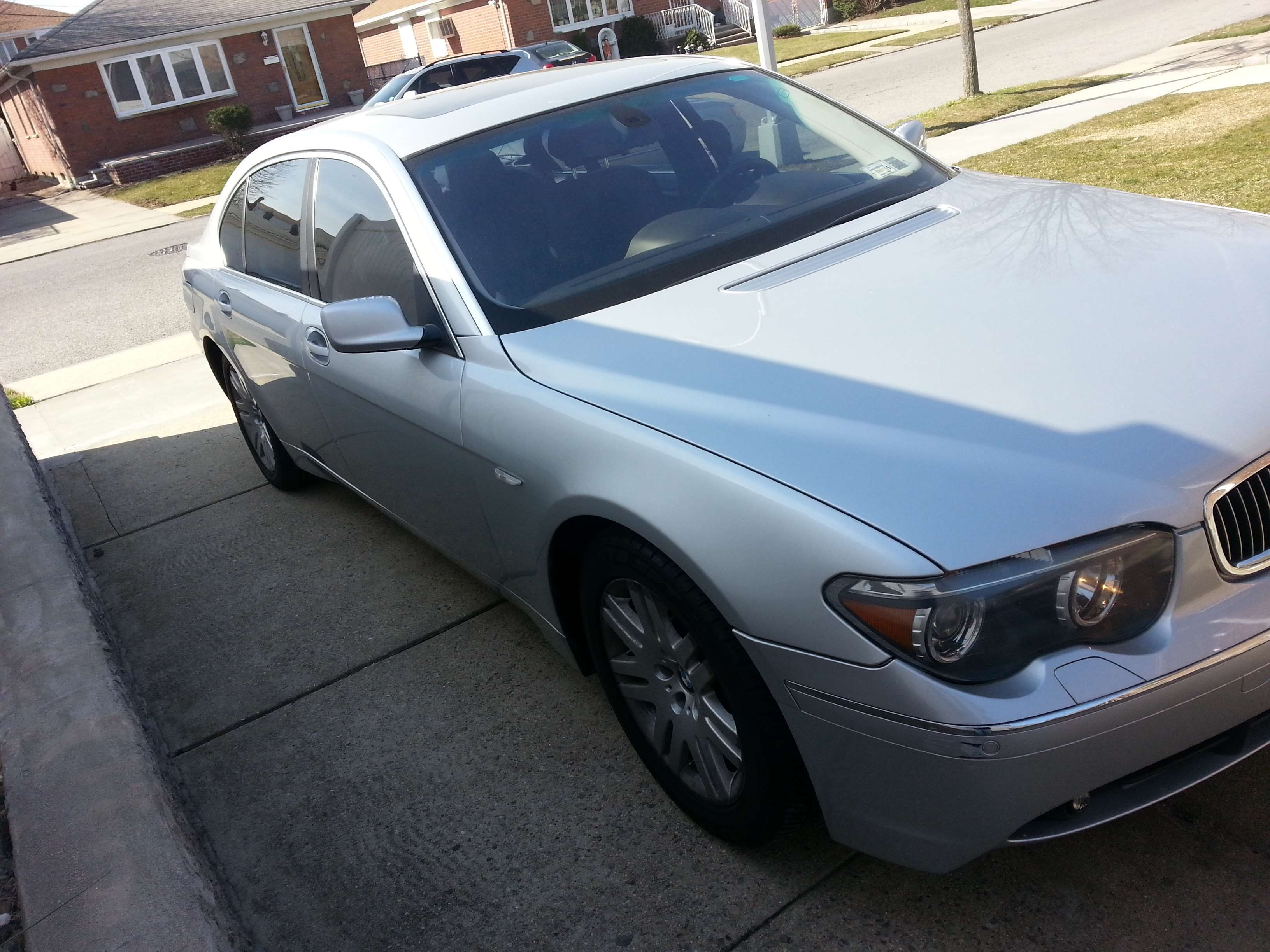 Pin by Uce Mark on 2003 BMW 745Li Fully Loaded 20,000