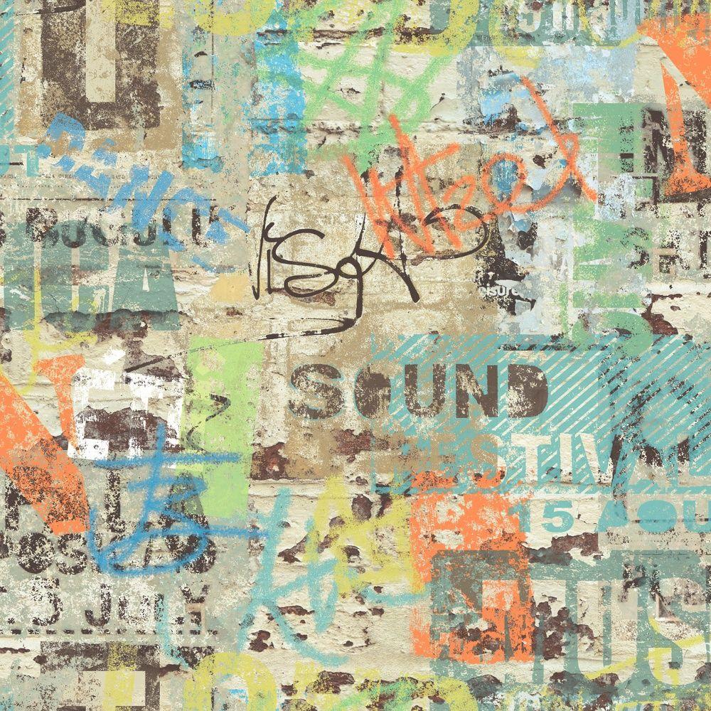 Rasch Graffiti White Wall Subway Urban Underground