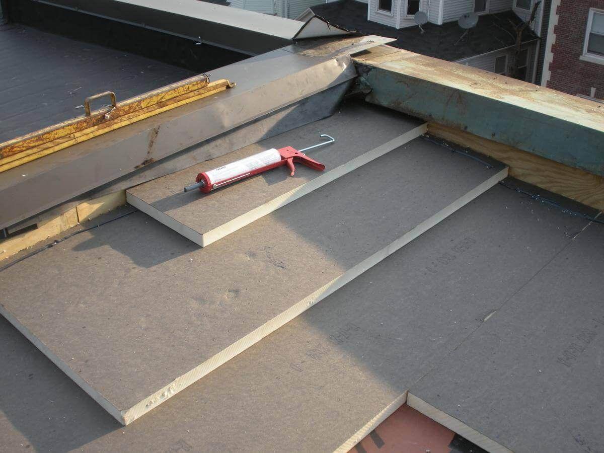 Polyiso Flat Roof Insulation Flat Roof Flat Roof Insulation Roof Insulation