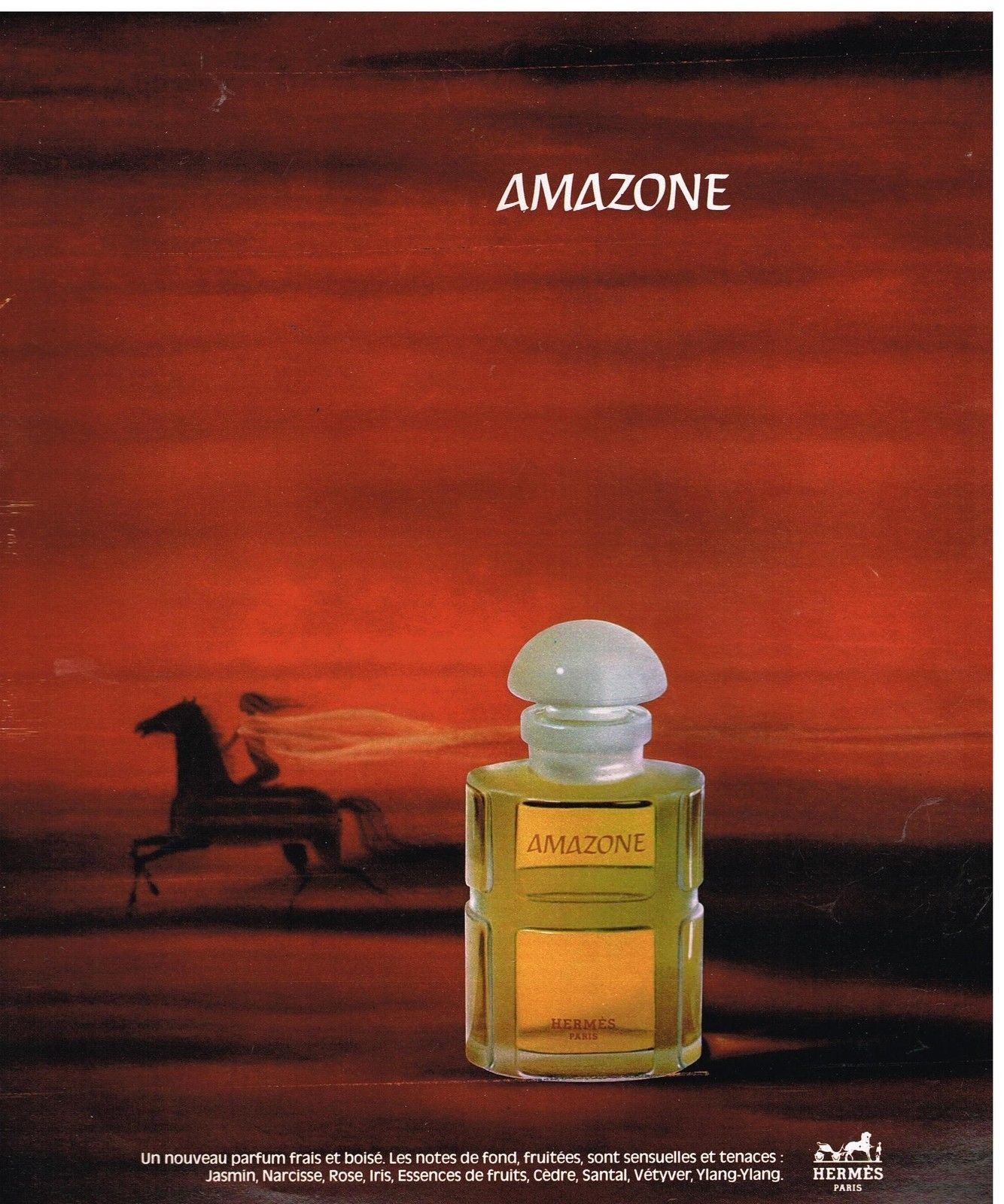 1976 Amazone Le Parfum Hermès World Of Fragrances In 2019