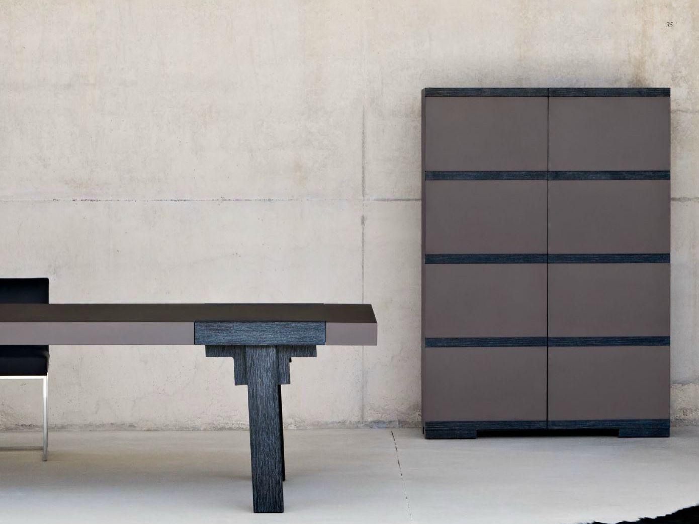 Meuble de rangement avec portes MACAO by Baltus Collection