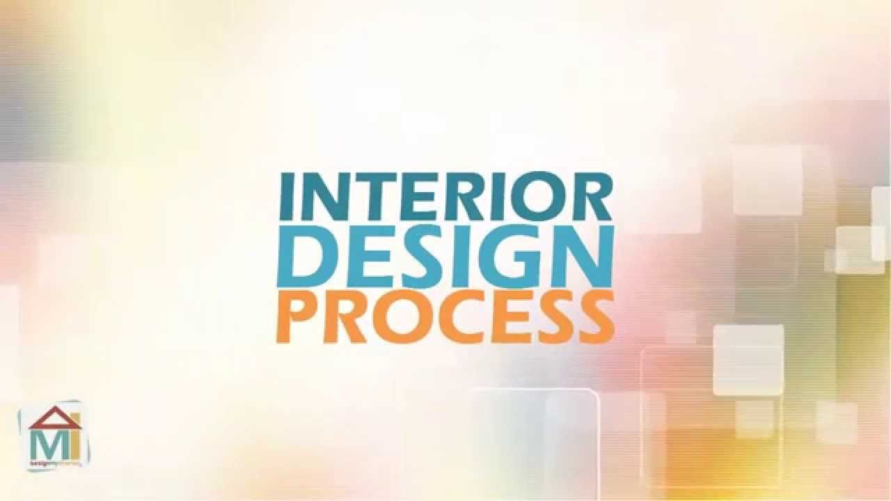 Interior Design Process Steps In Fact We Like You To Feel Comfortable With The Whole Process And This Outline Explains Th Interior Design Process Design Process Steps Design Process