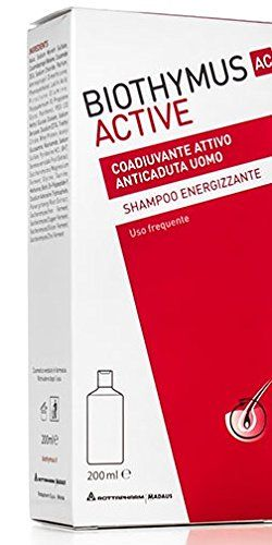 Introducing Biothymus Ac Active Uomo Shampoo Energizzante 200ml For Reduce Hair Loss For Men Get Your Ladies Produc Reduce Hair Loss Hair Loss Shampoo Shampoo