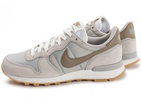 nike internationalist femme clair
