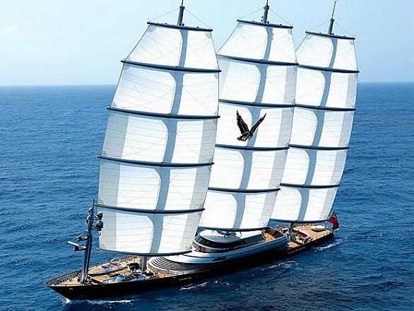 Maltese Falcon Sailing yacht, Sailing, Luxury sailing yachts