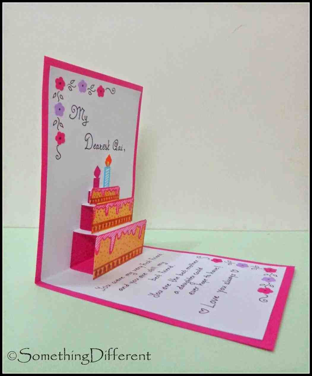 A Birthday Card For Mom Ready Set Create Spread Some Love With Cute Mothers Day Happy
